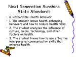 next generation sunshine state standards7