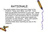 rationale47