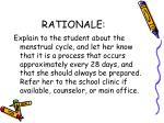 rationale57