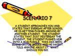 scenario 7