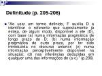 definitude p 205 206