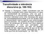 transitividade e relev ncia discursiva p 189 193
