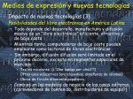 medios de expresi n y nuevas tecnolog as2