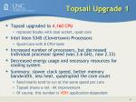 topsail upgrade 1