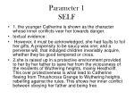 parameter 1 self
