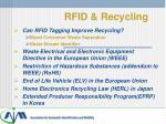 rfid recycling27