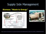supply side management25