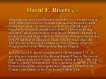 david f rivers p 3