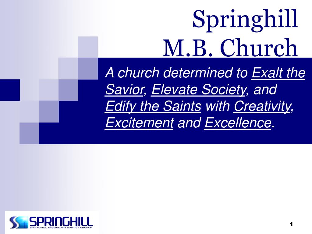 springhill m b church l.