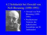 4 2 solidarit t bei oswald von nell breuning 1890 1991
