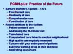 pcmh plus practice of the future