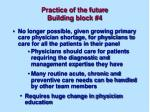 practice of the future building block 4