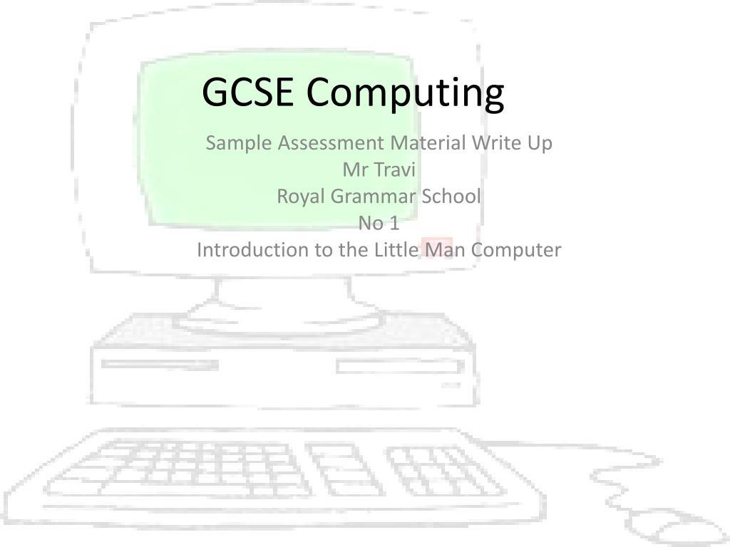 gcse computing l.