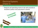 electrical systems chapter 61