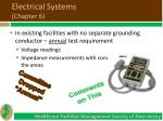 electrical systems chapter 69