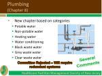 plumbing chapter 8