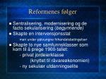reformenes f lger
