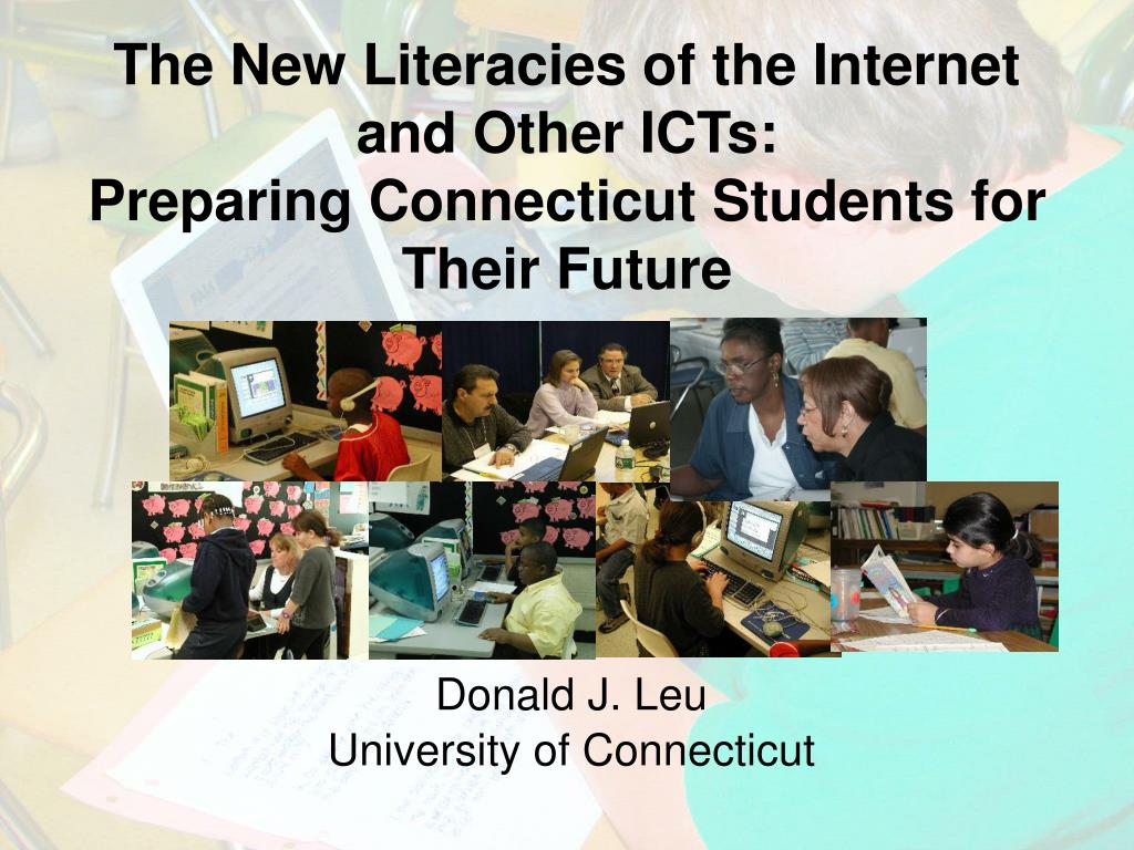 donald j leu university of connecticut l.