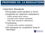 proposed ch 12 regulations50