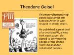 theodore geisel6