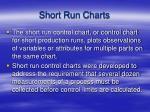 short run charts1