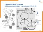communication systems umts network architecture core network utran ue