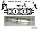 modified standard ttf he tank