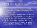 introduction to cdos