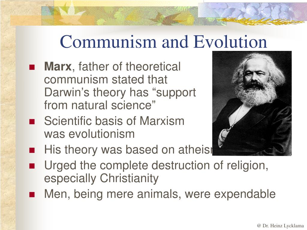 marx do his theories apply