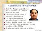 communism and evolution26