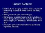 culture systems1