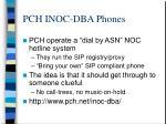 pch inoc dba phones