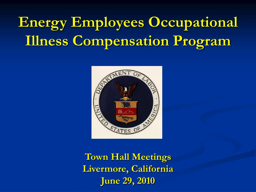 energy employees occupational illness compensation program l.