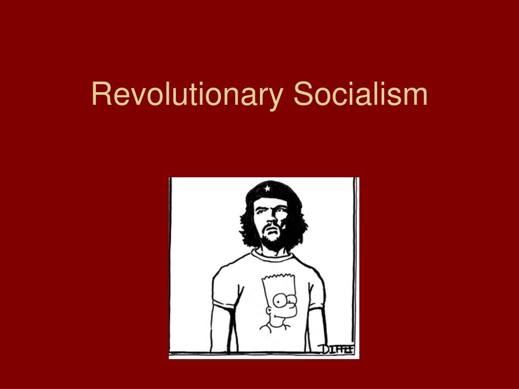 revolutionary socialism l.