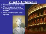 vi art architecture