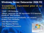 windows server datacenter 2008 r2