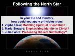 following the north star57
