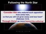 following the north star58