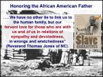 honoring the african american father28