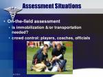 assessment situations1