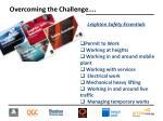overcoming the challenge2