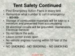 tent safety continued12
