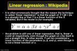 linear regression wikipedia22
