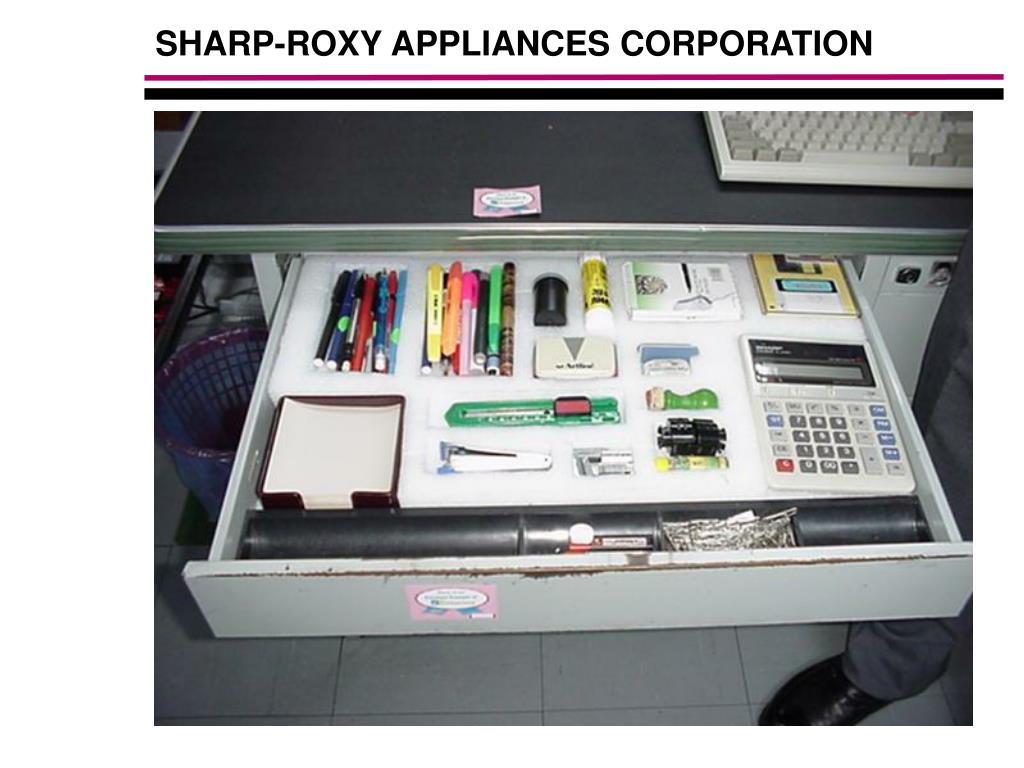 SHARP-ROXY APPLIANCES CORPORATION
