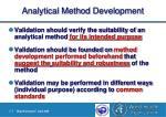 analytical method development12