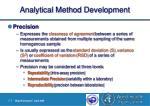 analytical method development17
