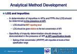 analytical method development36