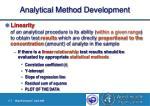 analytical method development38