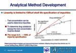 analytical method development42