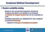 analytical method development45